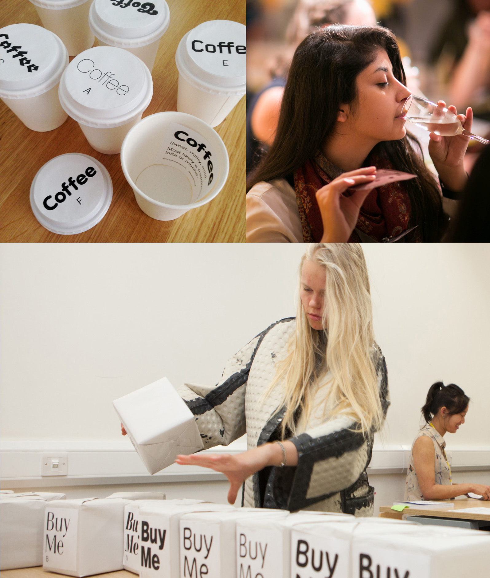 Type Tasting workshops