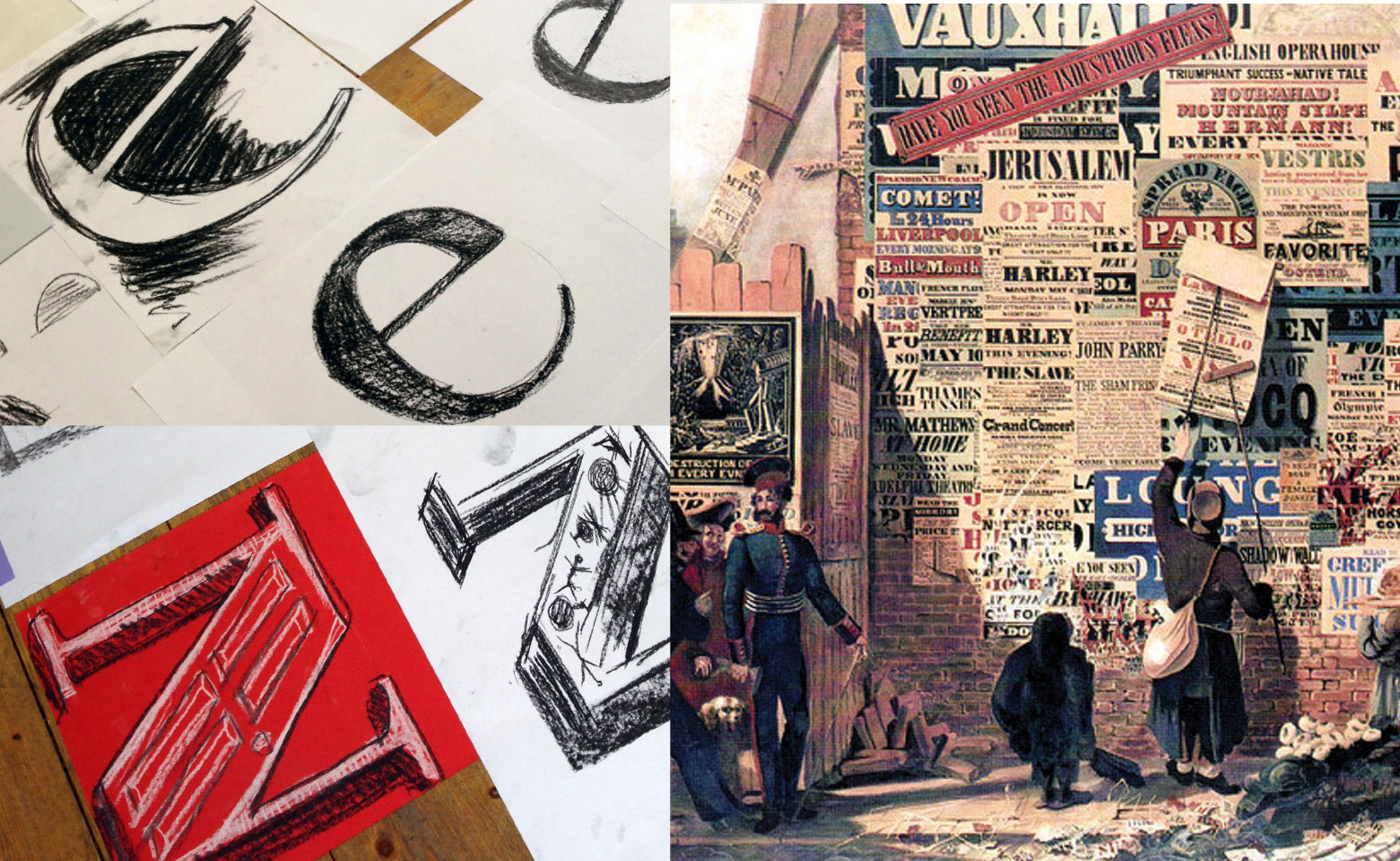 The wondrous world of London Letterforms
