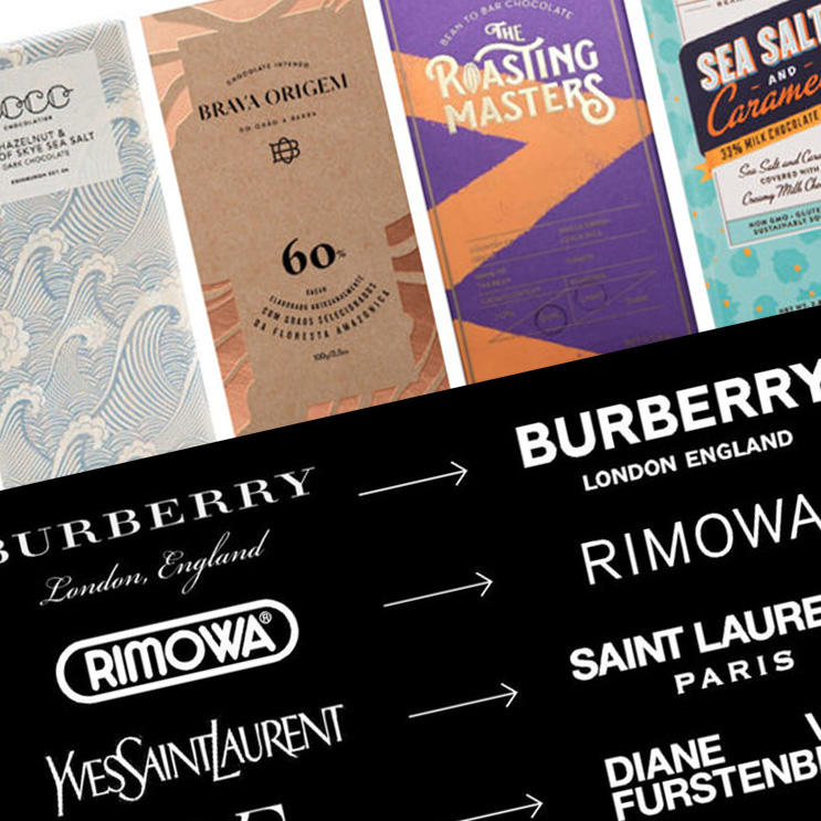 Decoding type for brands and products