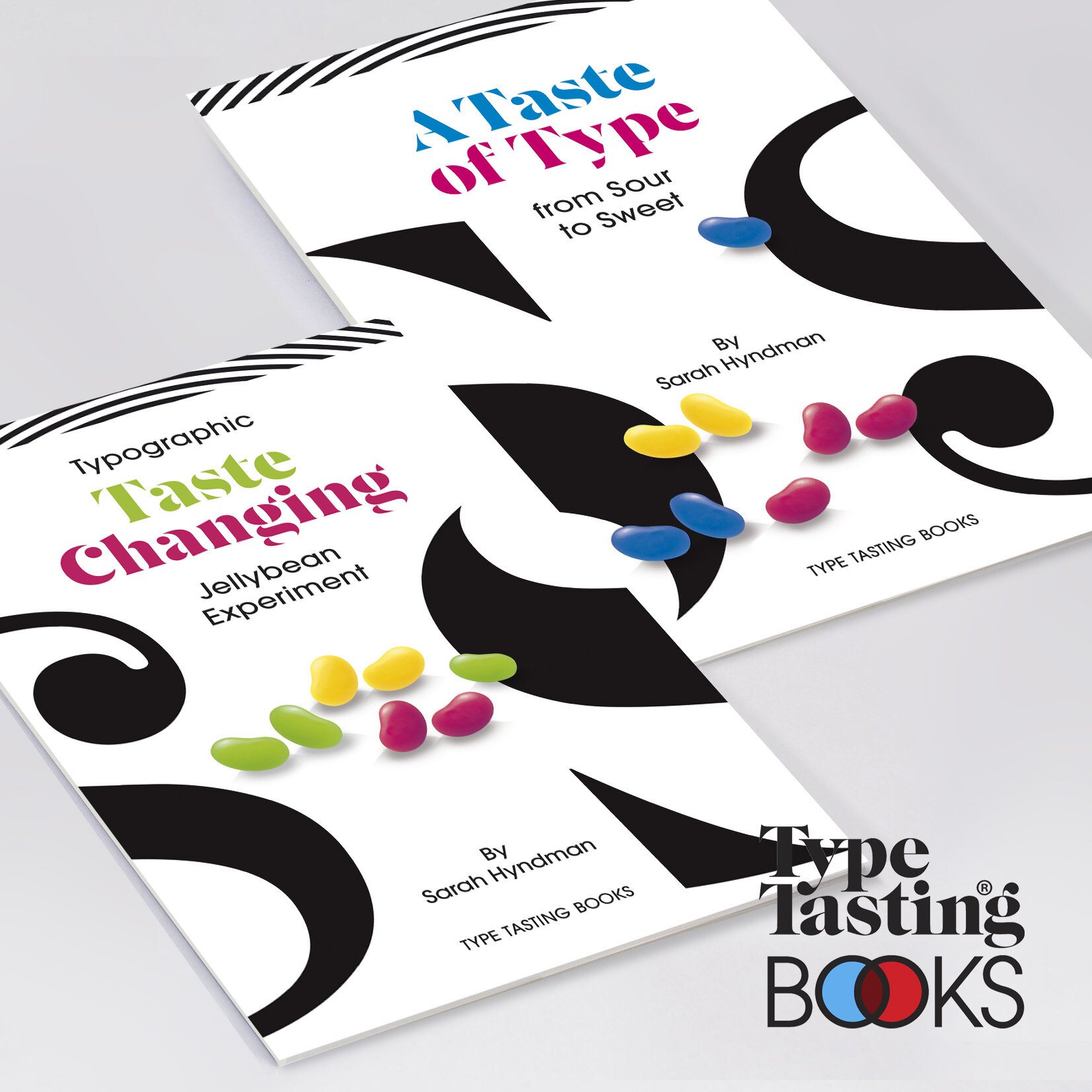 New Type Tasting Books series