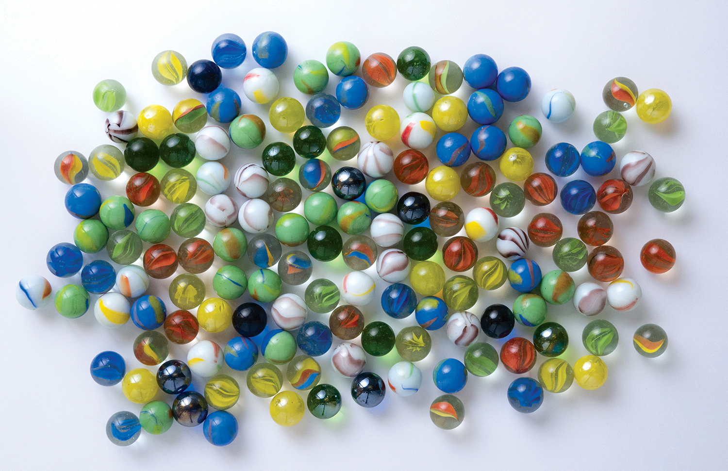 Bank of America reminds you … you used to play marbles. For you, they were uncountable.