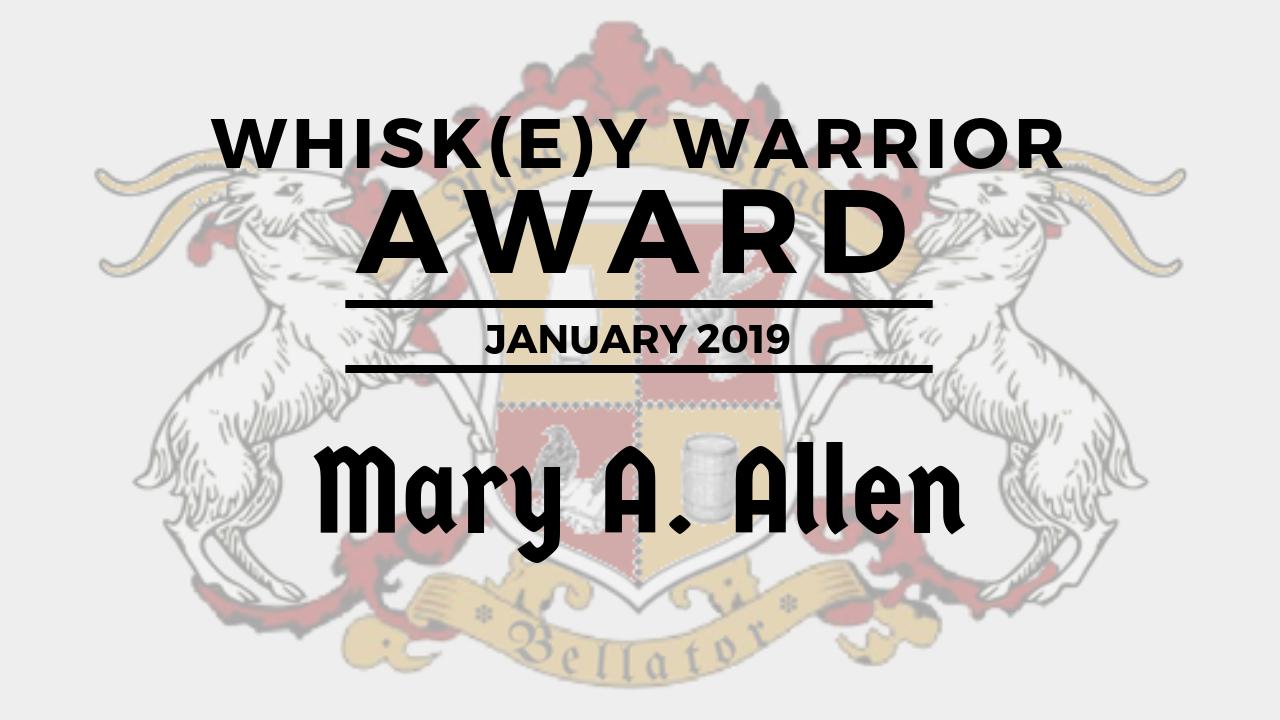 Whiskey Warrior Award S January.png