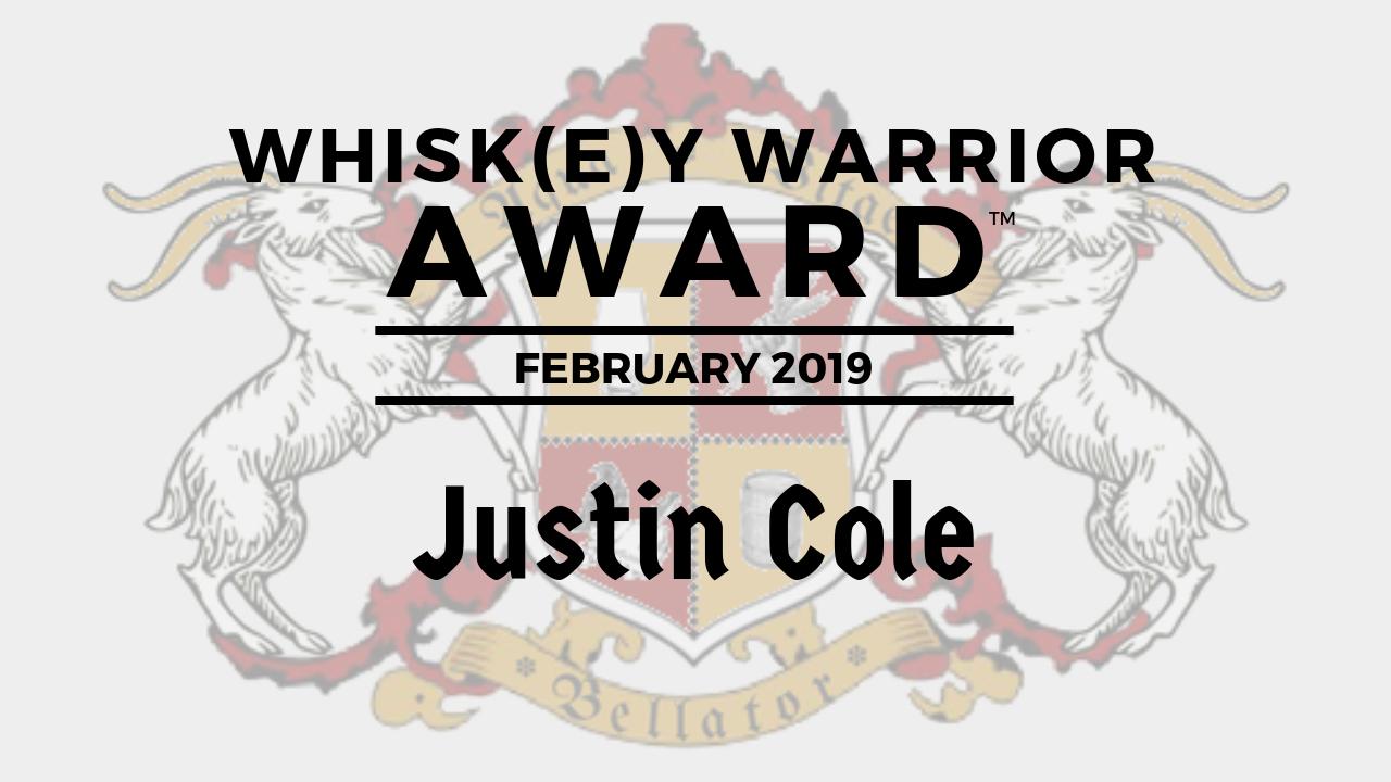 Whiskey Warrior Award S February 2019.png