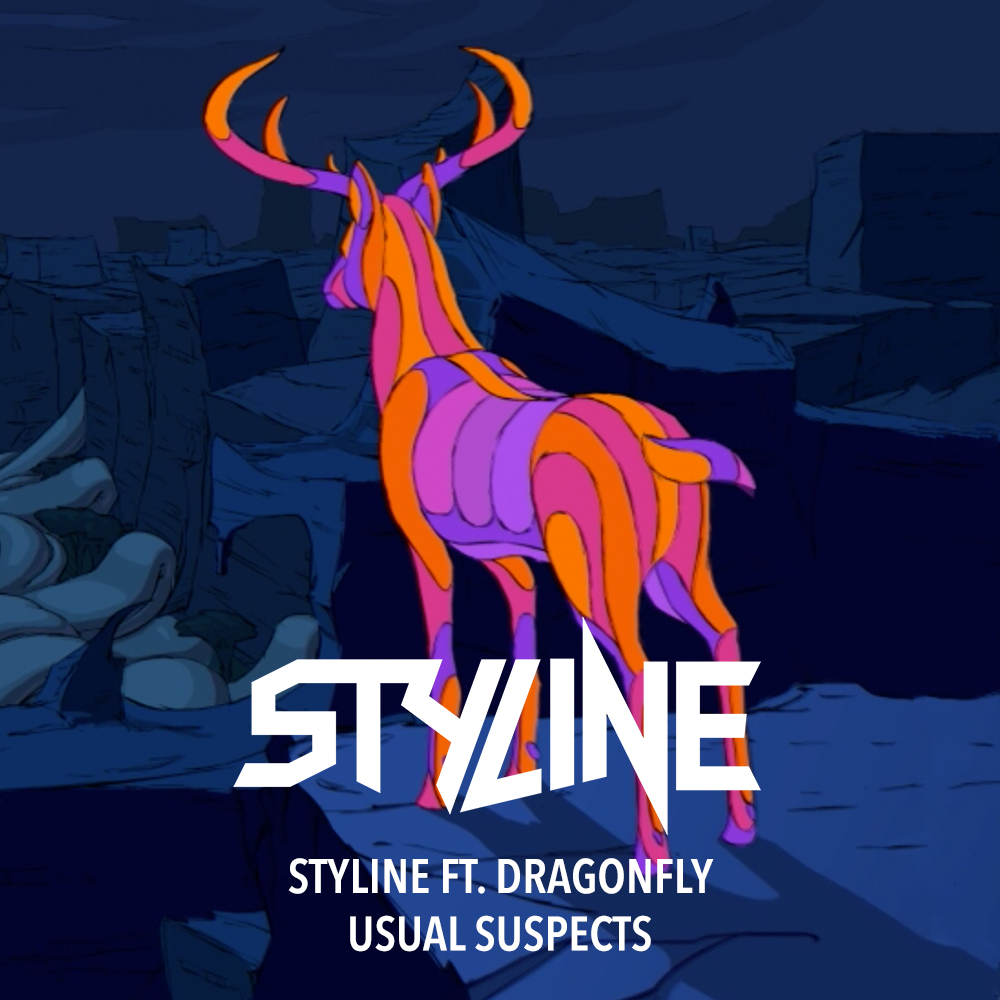 Styline ft. Dragonfly - Usual Suspects.jpg