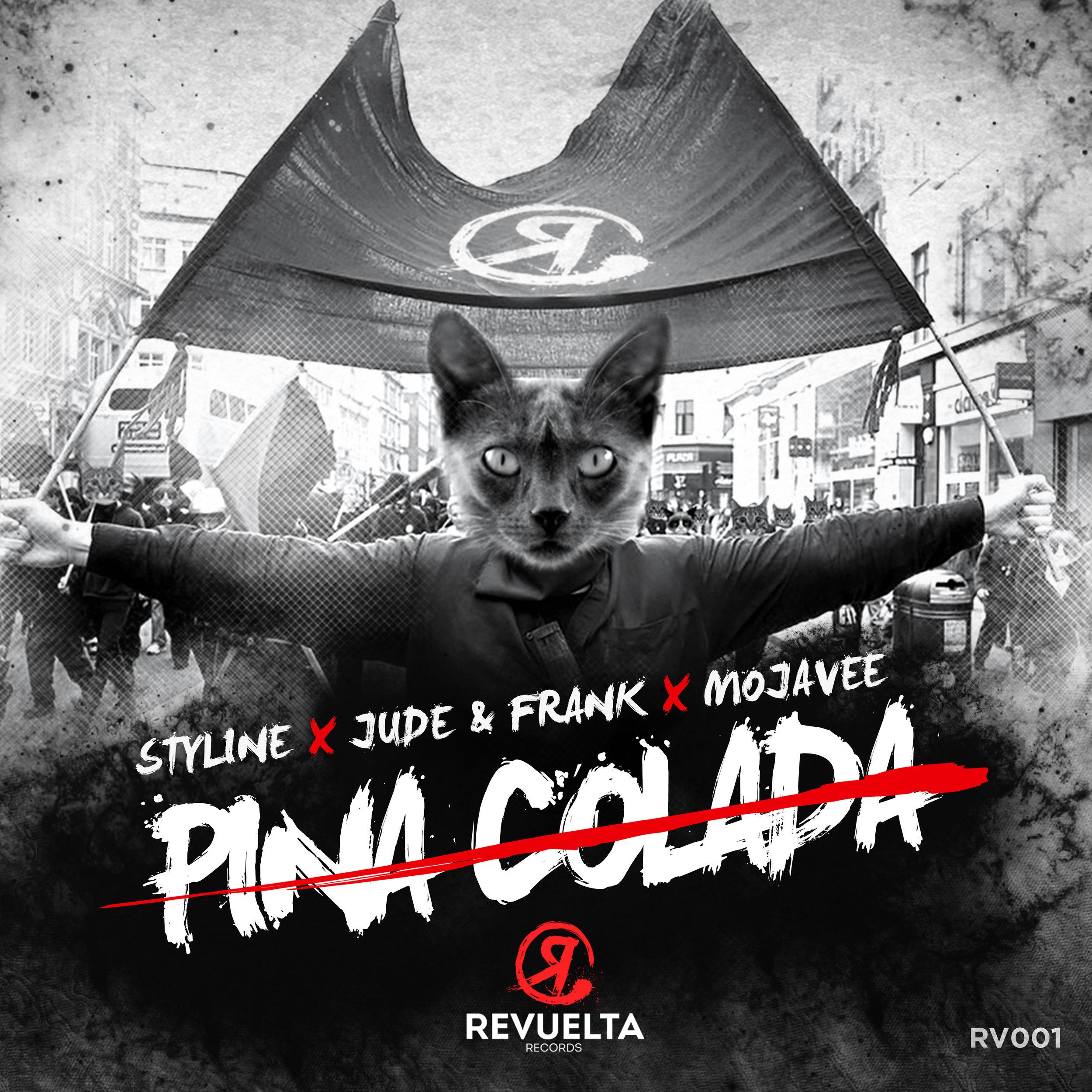Styline X Jude & Frank X Mojavee - Pina Colada