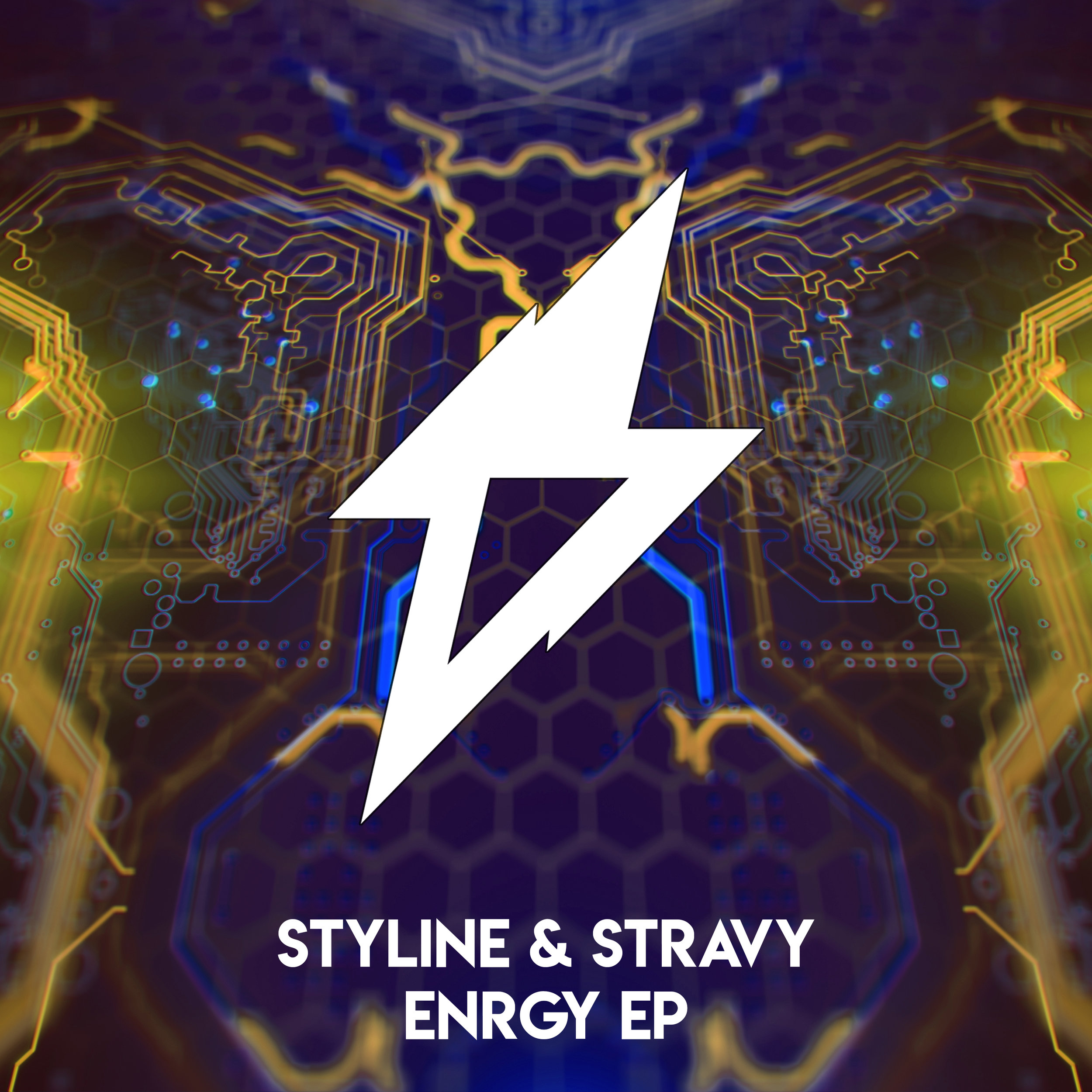 Styline & Stravy - ENRGY EP