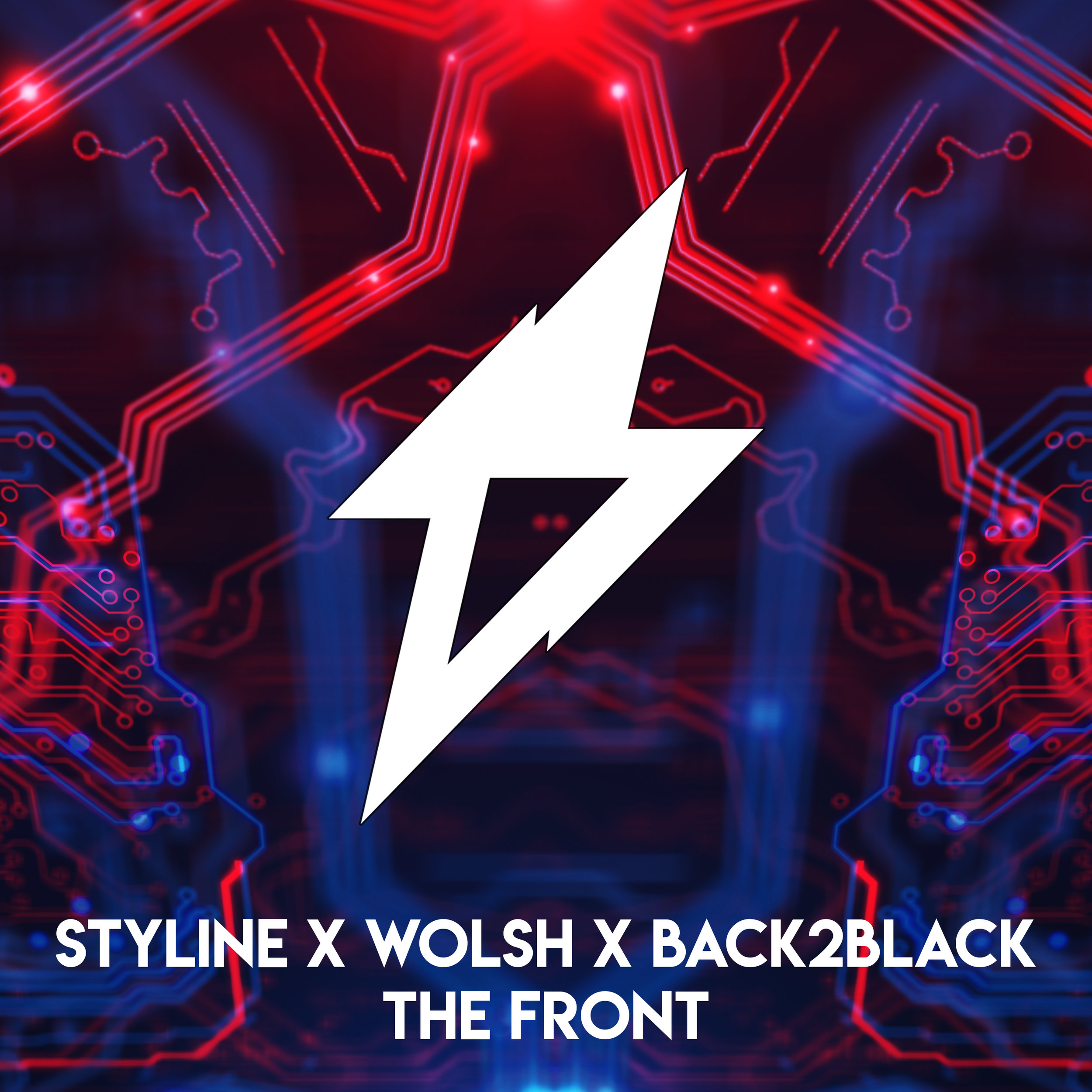 Styline X Wolsh X Back2Black - The Front