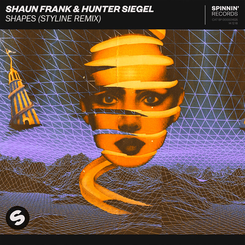 Shaun Frank & Hunter Siegel - Shapes (Styline Remix)