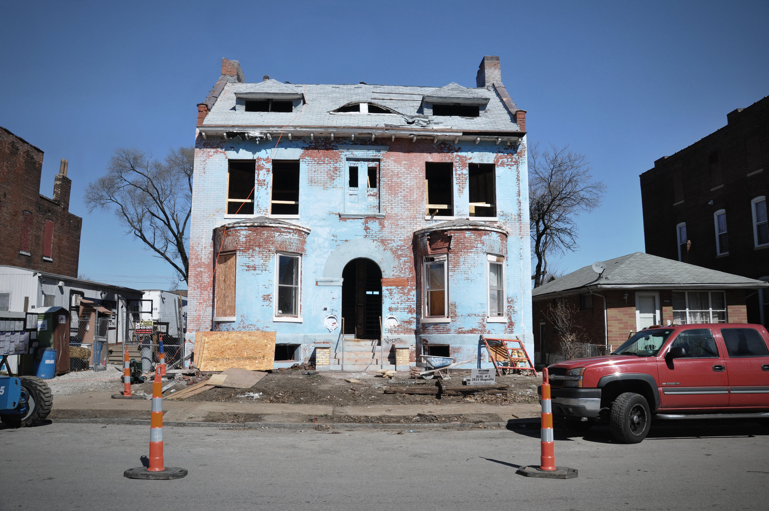 2833 During Renovation