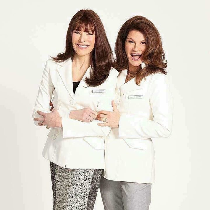 Dr. Katy Rodan and Dr. Kathy Fields