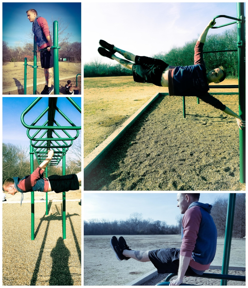 """""""Calisthenics are my favorite form of strength training due to the complexity and overall demand of learning new skills."""""""