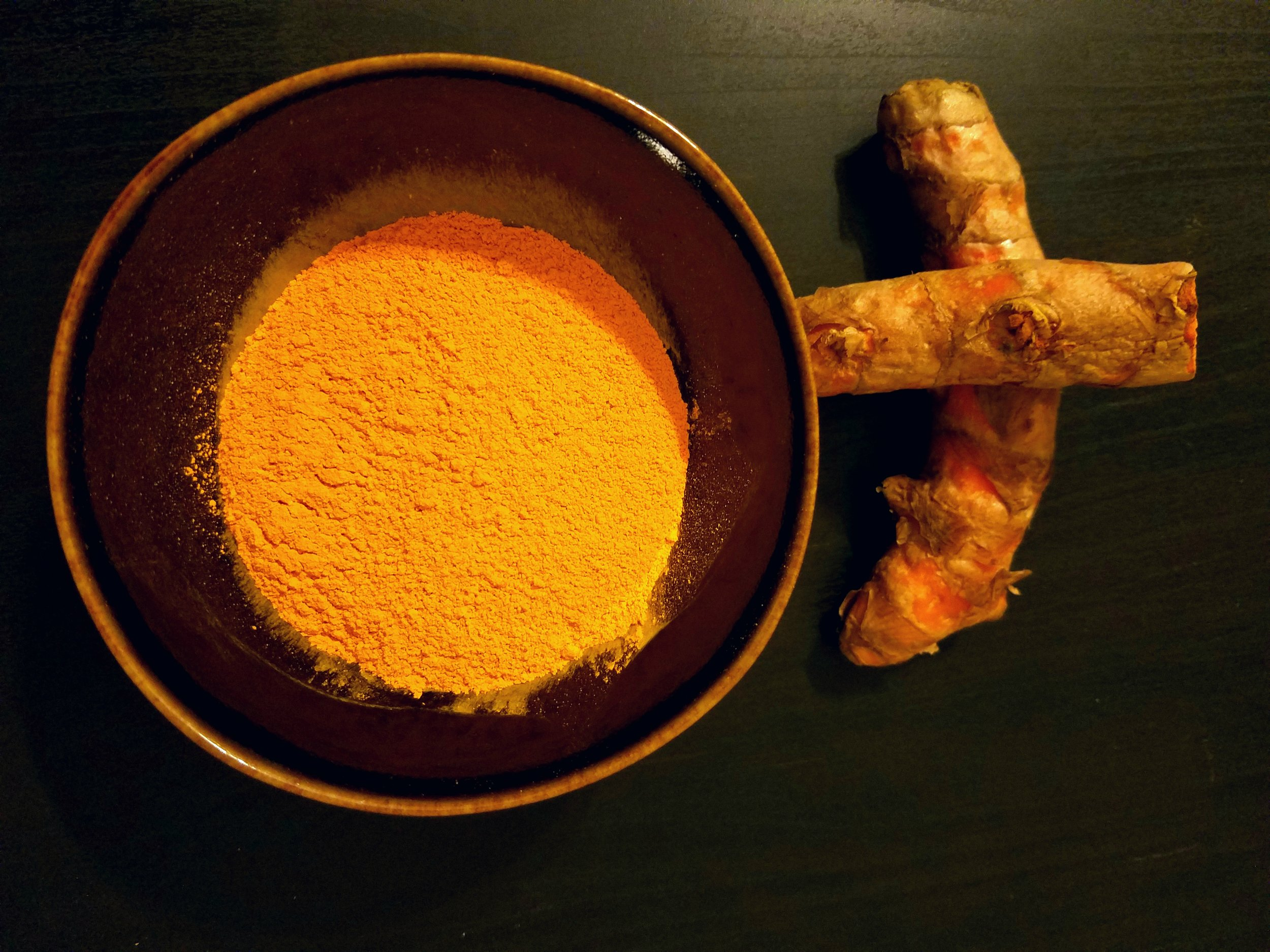 Turmeric... - One herb to rule them all.