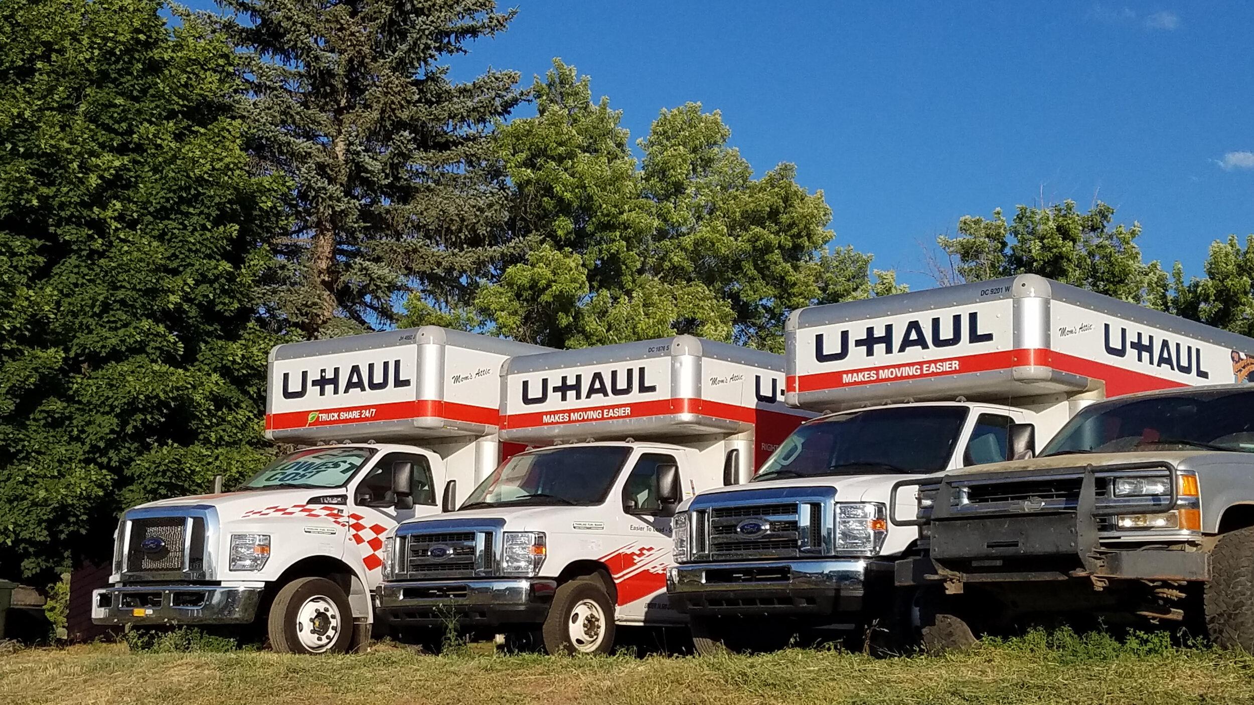 Mile Hi Uhaul trucks.jpg