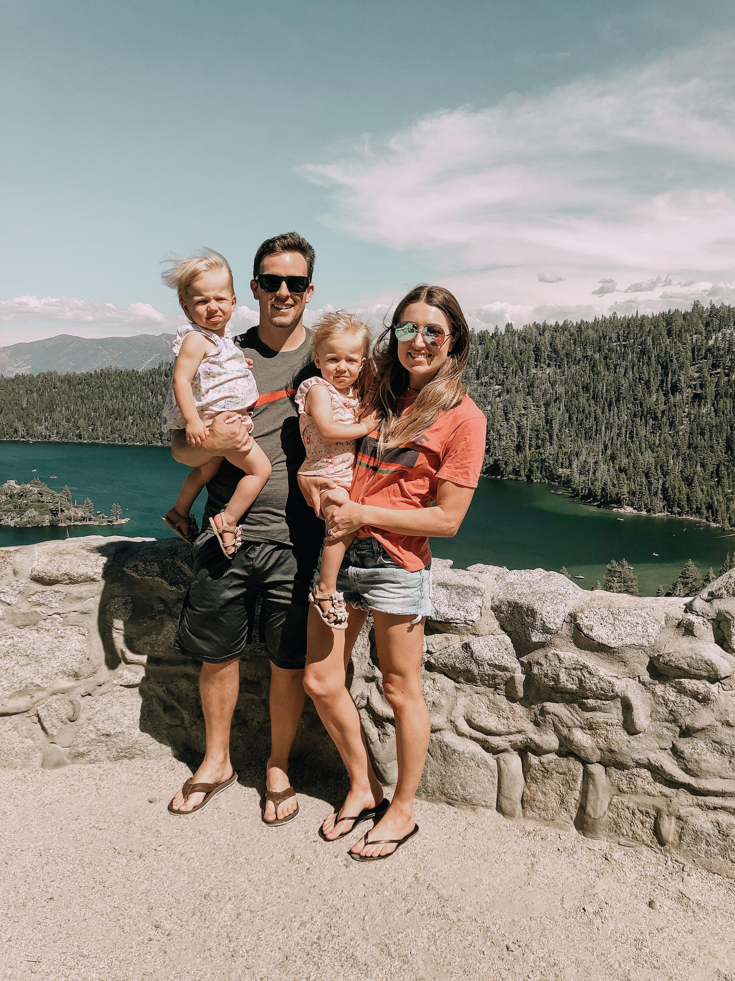 family vacation tahoe