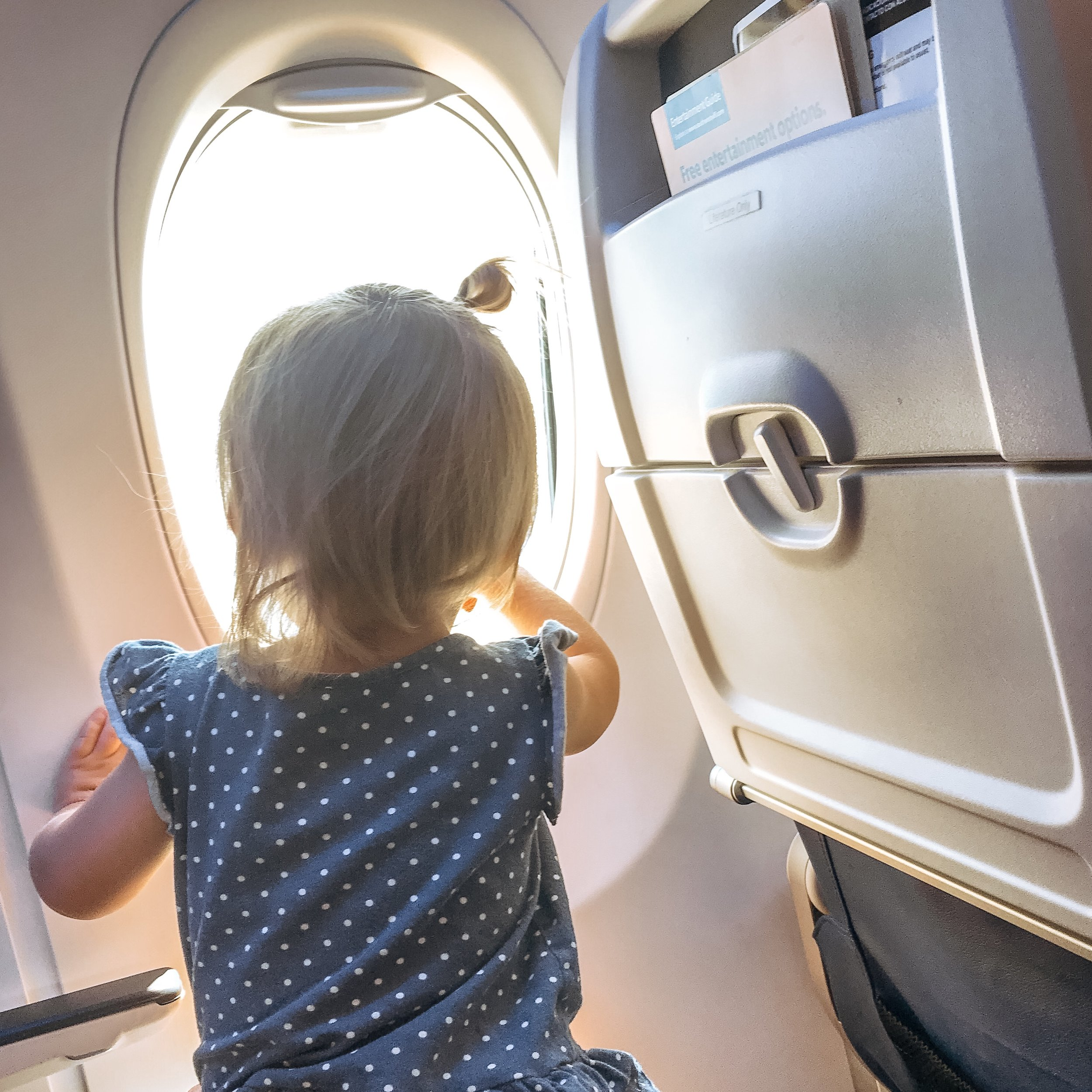 flying with toddler twins