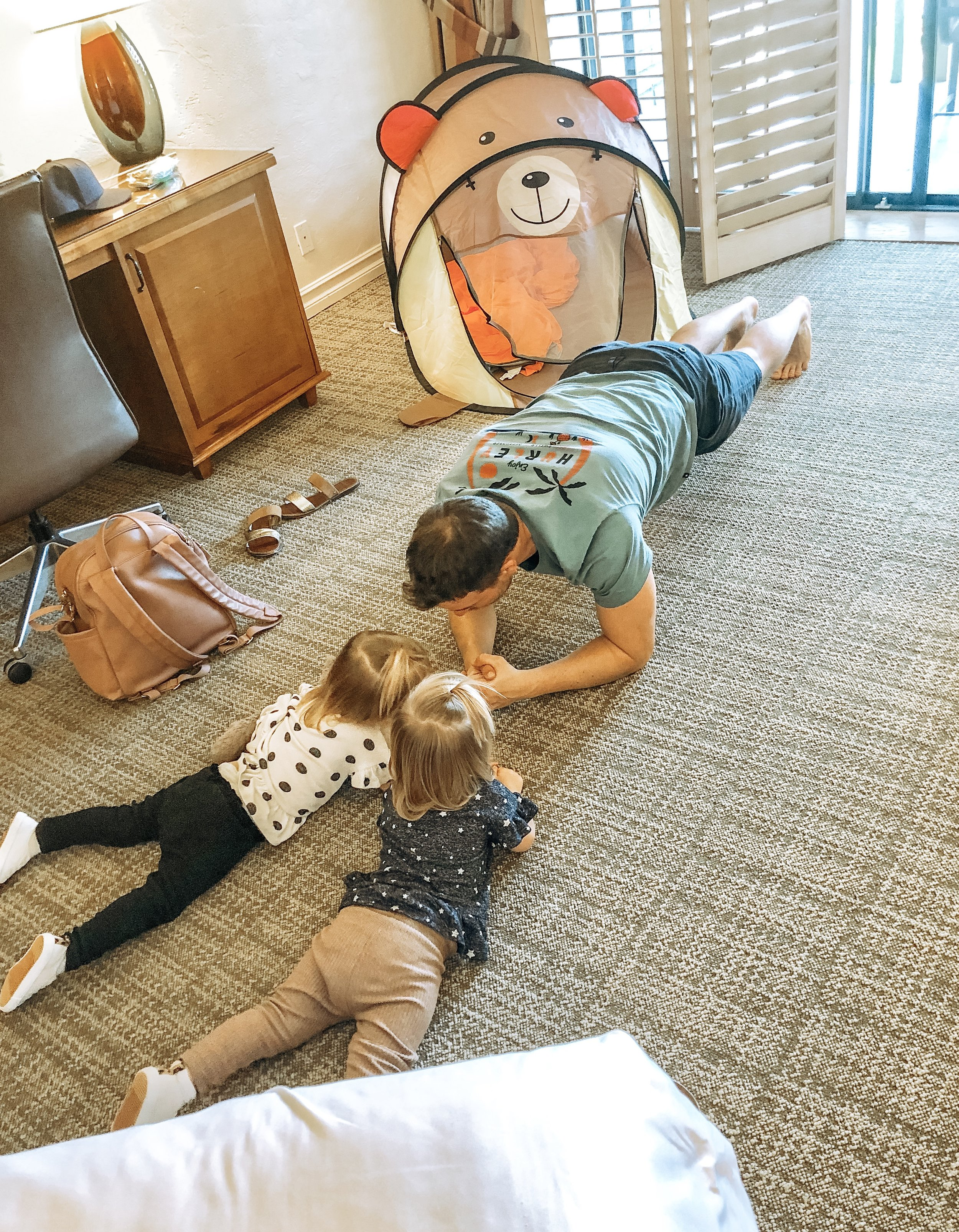 tips traveling with kids