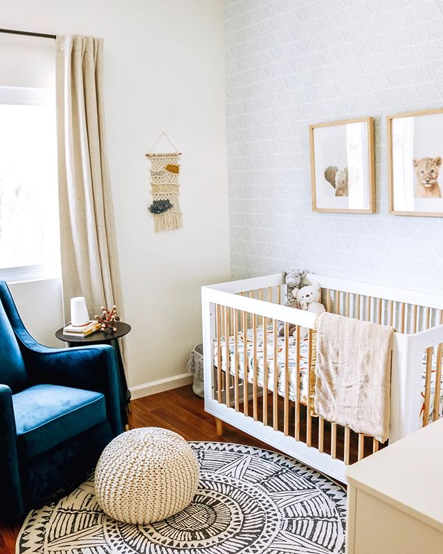 So since I'm not sure when a full nursery tour will be up, here is a look at his room! We finally finished everything this weekend and I'm so in love with it! I linked as much as I could for you (just click the link in my bio). 🦒  http://liketk.it/2CtEs @liketoknow.it #liketkit #LTKbaby #LTKhome