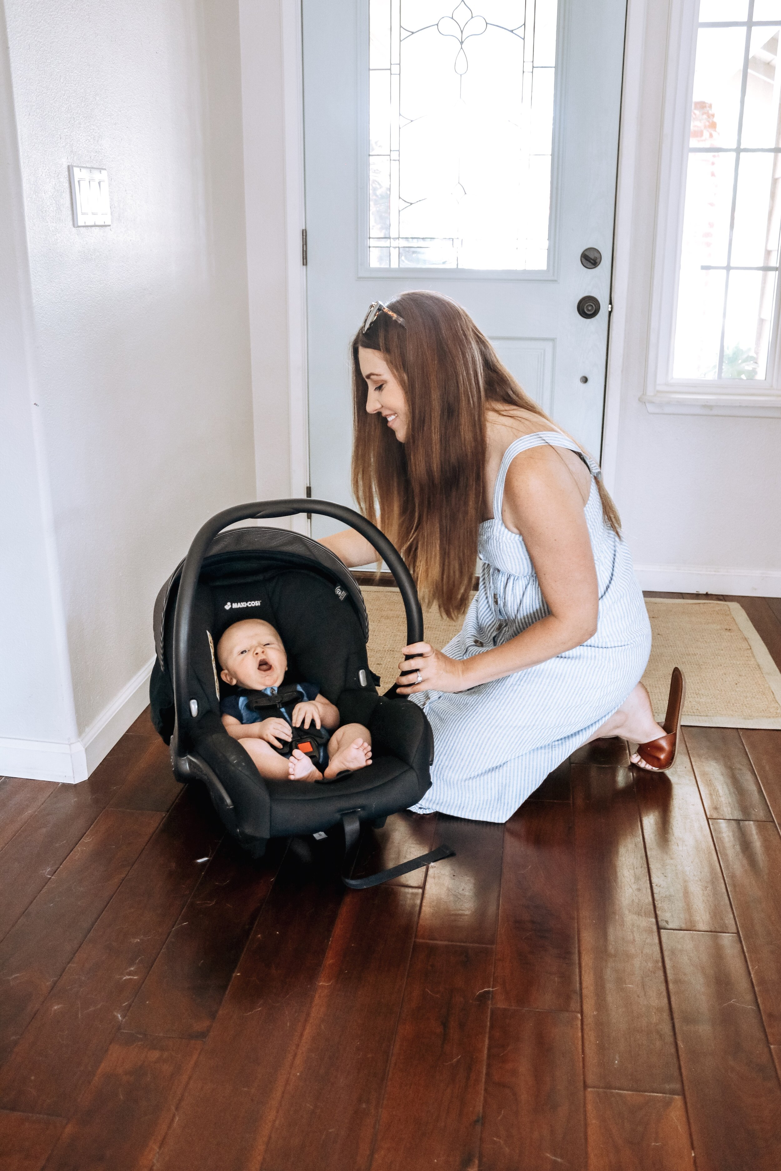 car seat review newborn