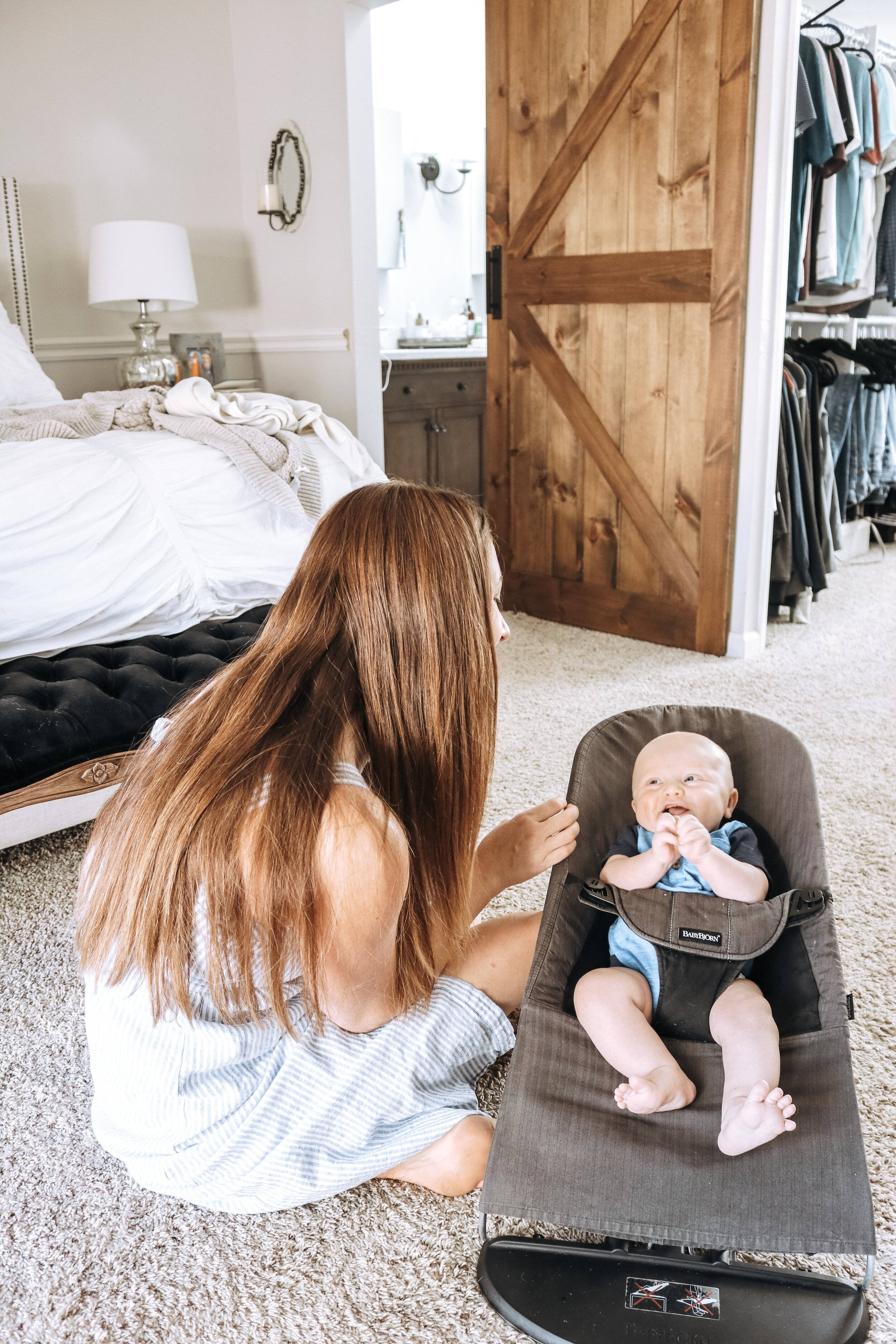 baby bjorn bouncer review
