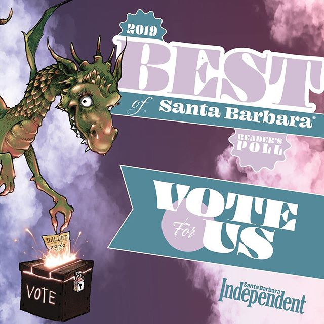 We're so honored to be nominated for the @sbindependent Best of SB Readers Poll for Best Margarita in Santa Barbara! We would LOVE your vote and are so grateful for your support! 💃🍹🥃🍸 The #SantoMezcal family thanks you! #bestofsantabarbara #sbindy #santomezcal