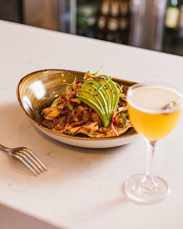 Saving you a seat at the bar for margaritas & ceviche! #happyfriday #santomezcal