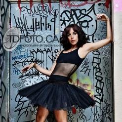 Sandrine Cassini - Ballet Dancer & Teacher, Italy