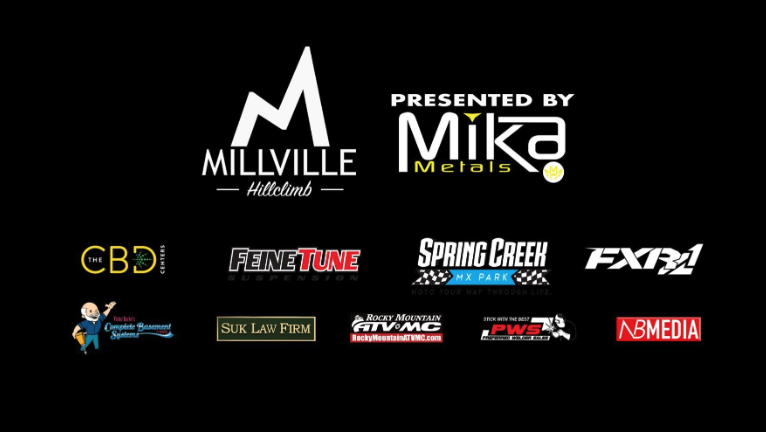 2019 Mika Metals Millville Pro Hillclimb Weekend September 14th & 15th