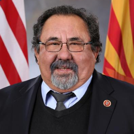 Raul Grijalva (AZ-03)  Committees: Education and Labor, Natural Resources  Website:  https://grijalva.house.gov/