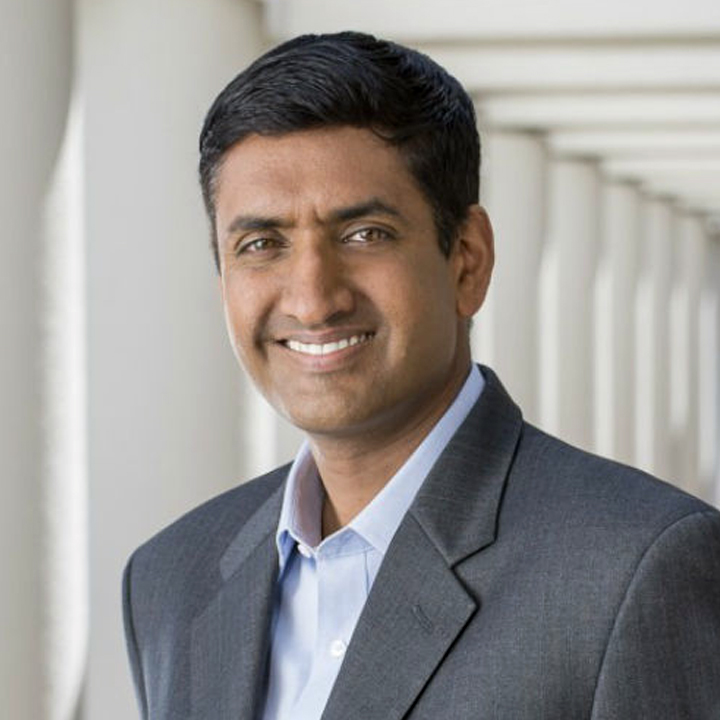 Ro Khanna (CA-17)  Committees: Armed Services, Budget  Website:  https://khanna.house.gov/