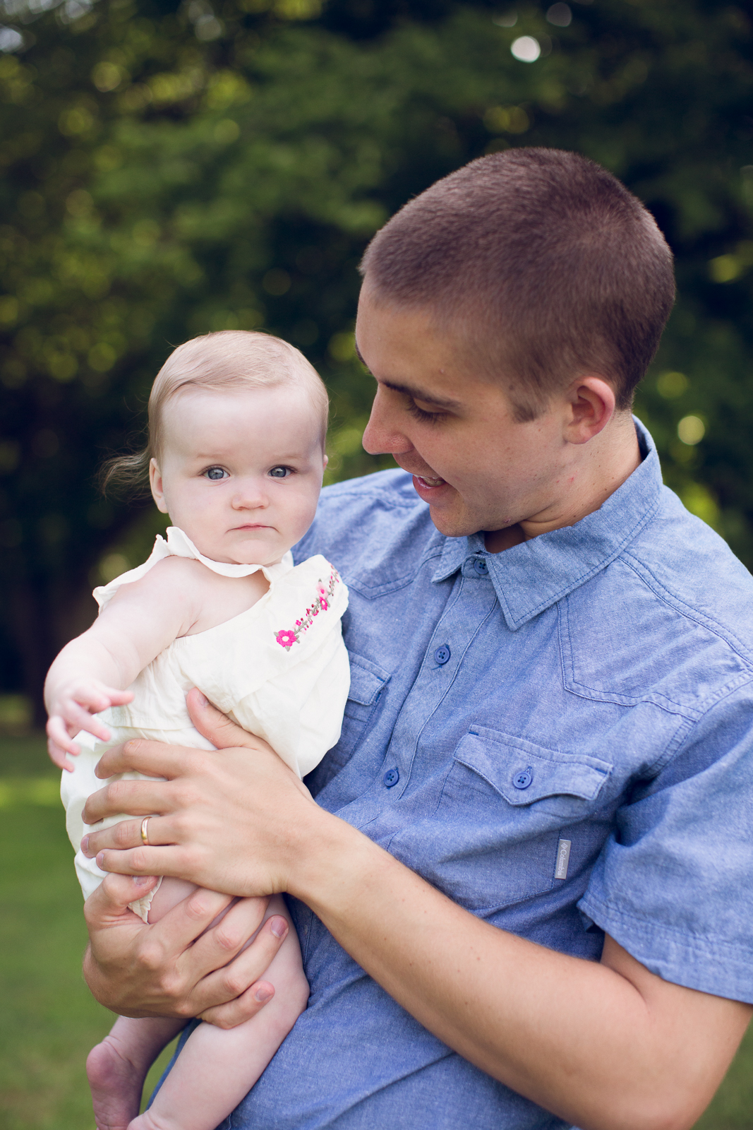 Hattie 6 month photographer lafayette indiana milestone photographer-2.jpg