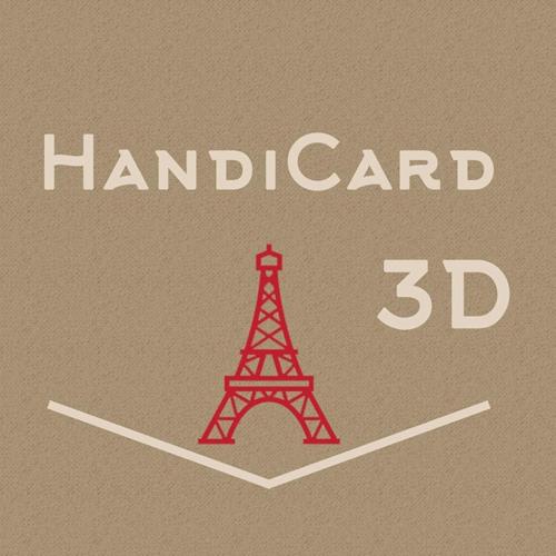 HANDI CARD 3D