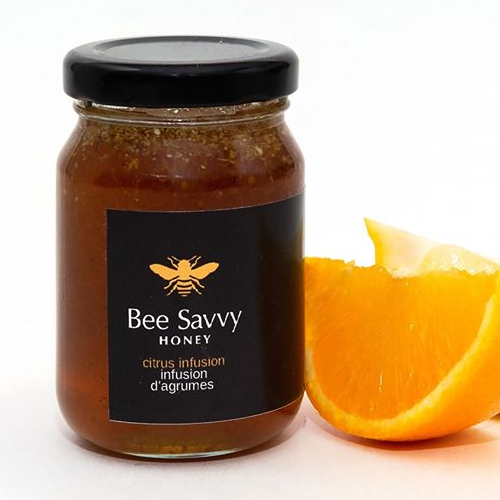 BEE SAVVY HONEY