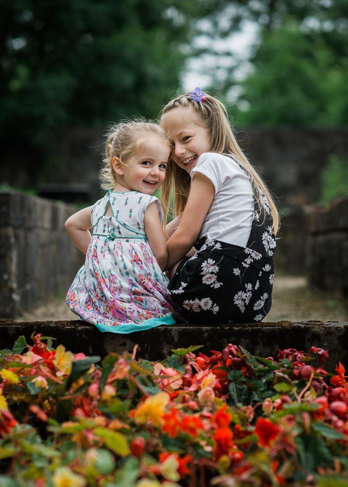 Poppy & Emily, June 2016
