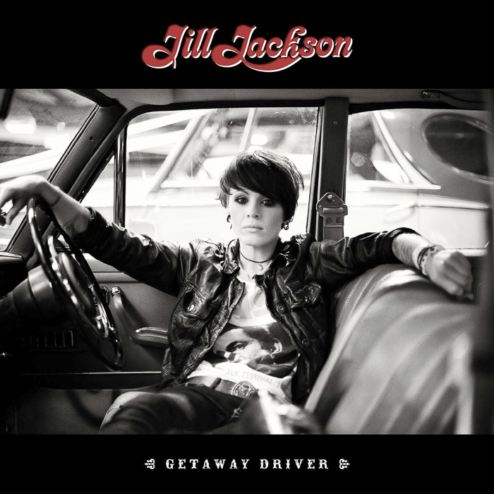 "Jill Jackson, ""Getaway Driver"" Single Cover"