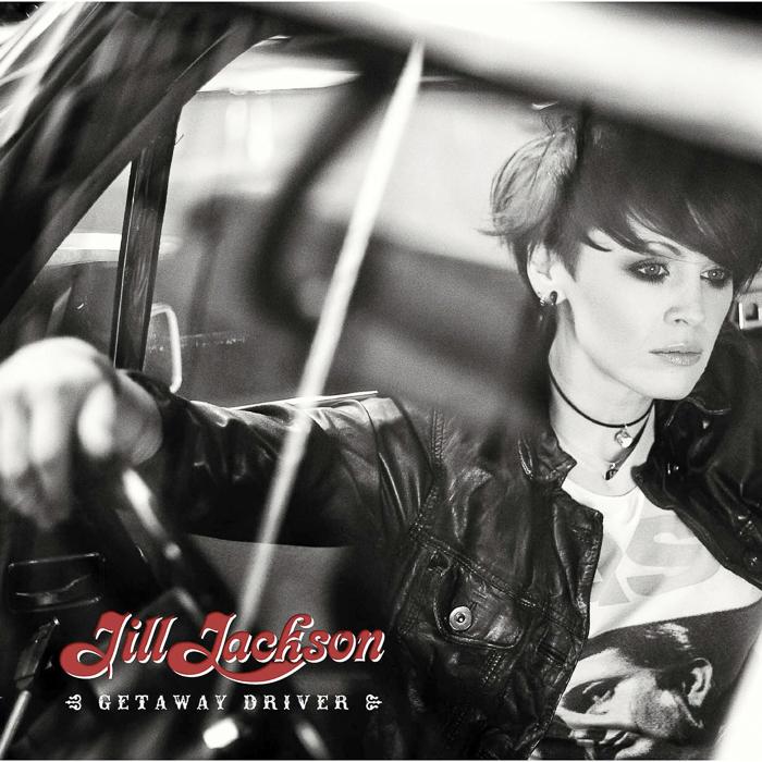 "Jill Jackson, ""Getaway Driver"" Album Cover"