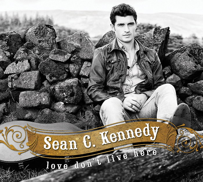 "Sean Kennedy ""Love Don't Live Here"" EP Cover"