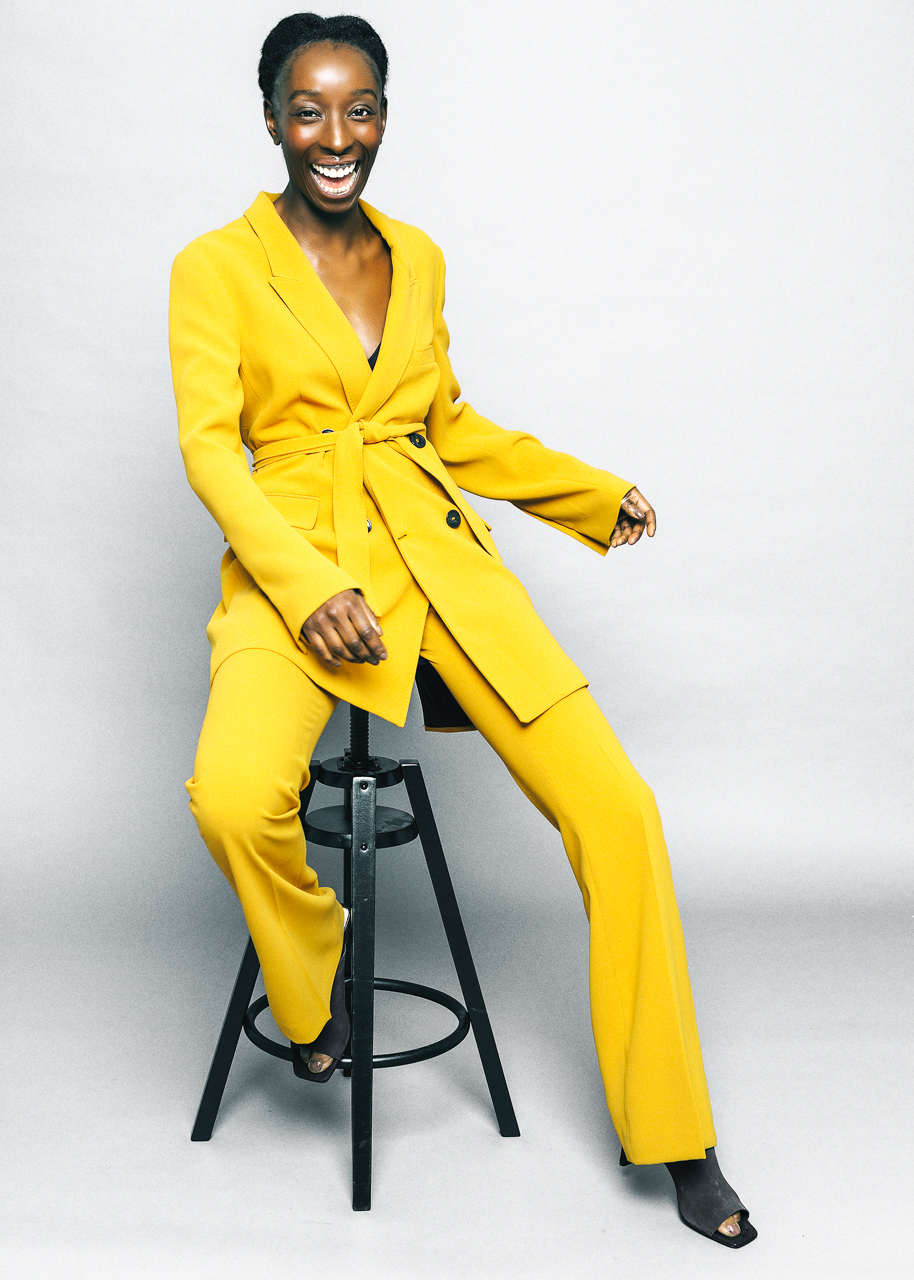 Eunice Olumide, 2018