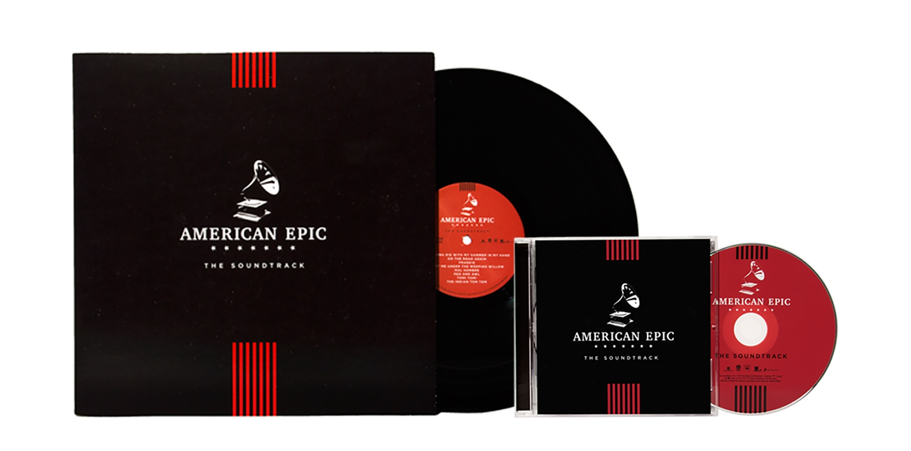 American Epic: The Soundtrack -