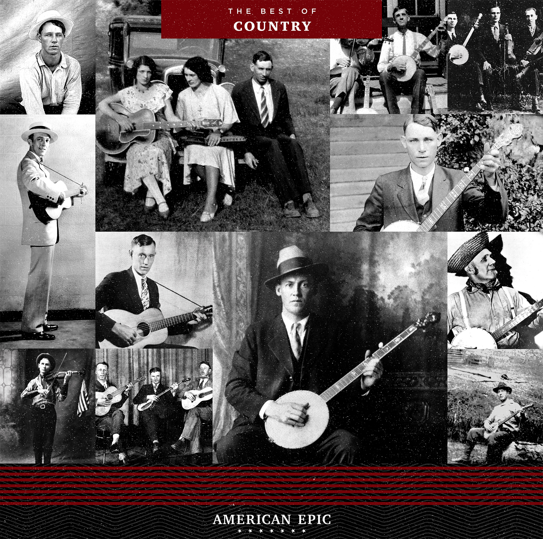 American Epic:  The Best of Country -