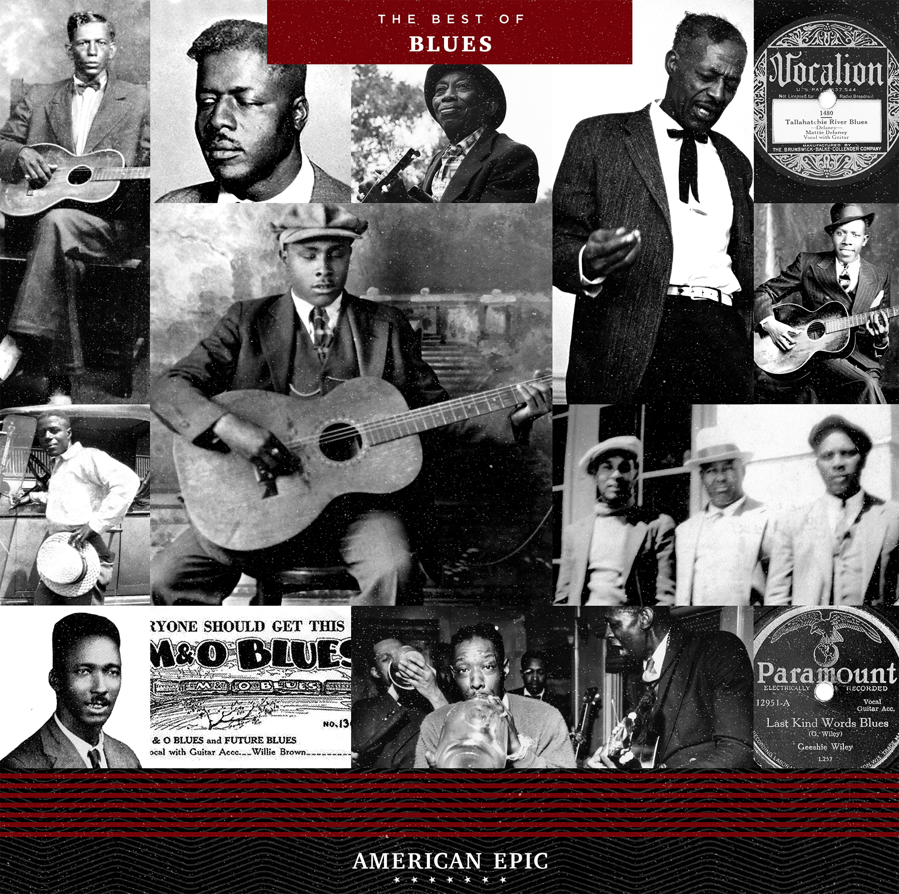 American Epic:  The Best of Blues -