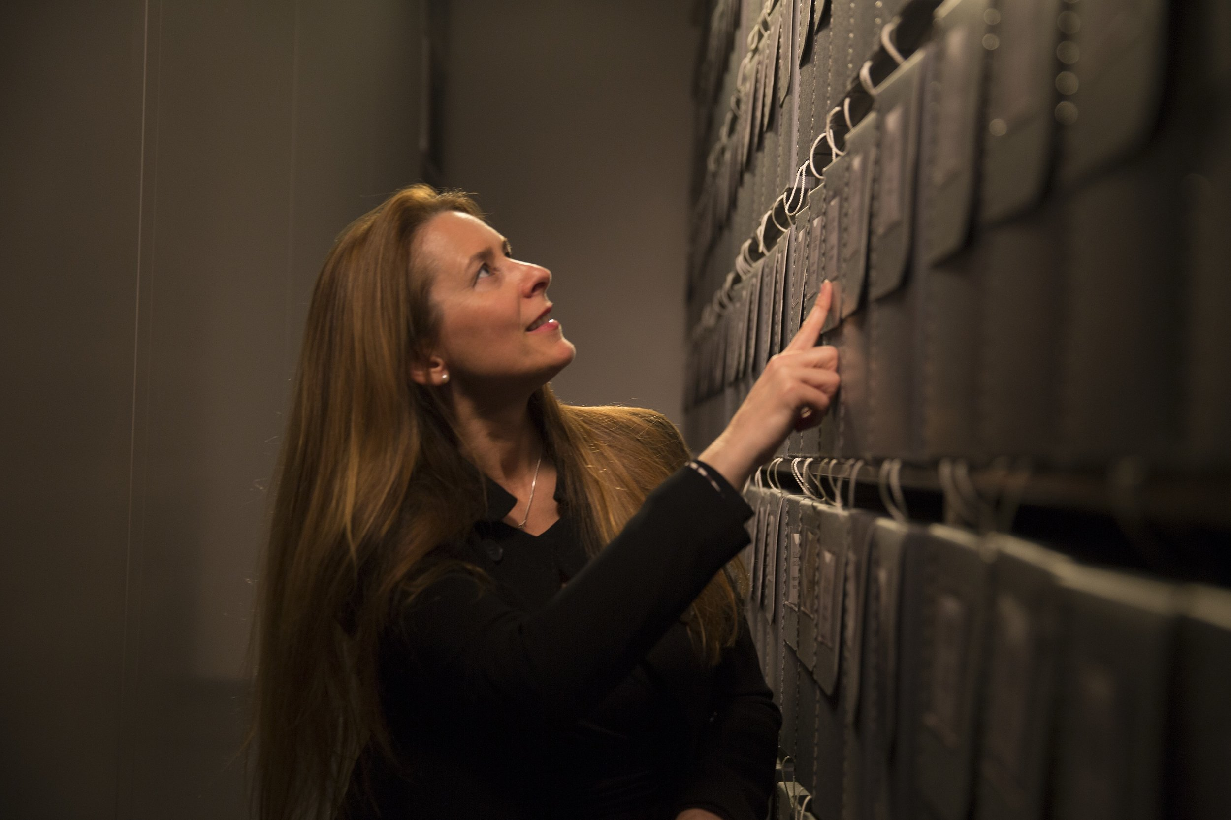 Producer Allison McGourty in the Sony Archives.  ©2017 Lo-Max Records Ltd.