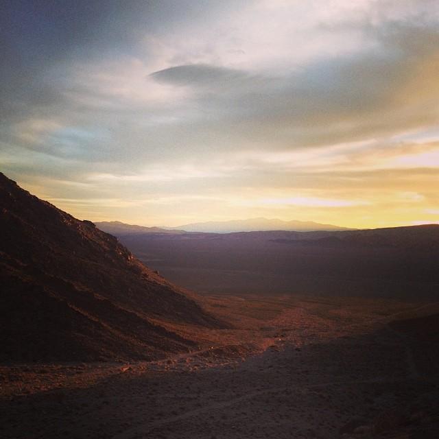 Amargosa Desert, NV.