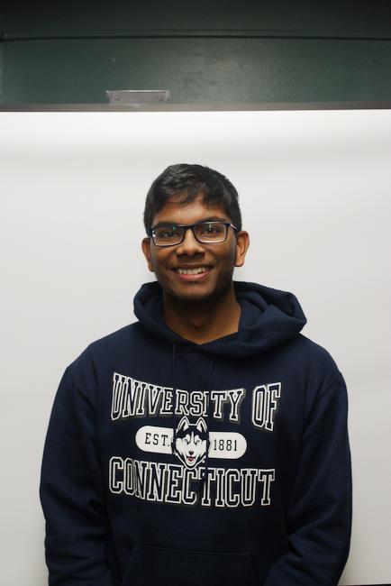 Bhavesh Narala (MechE '19) -Electronics Member