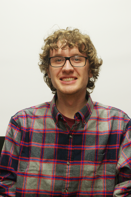 Samuel Tucker (AeroE '19) - Project Report and Presentation Lead
