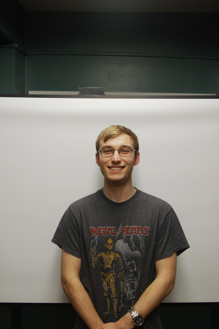 Andrew Duffer (AeroE '19) -PR/Sponsorship Lead