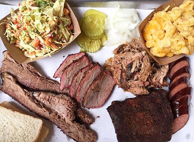 Red, white and BBQ! We've got your #4thOfJuly party covered + $5 Happy Hour specials all day long! 🇺🇸