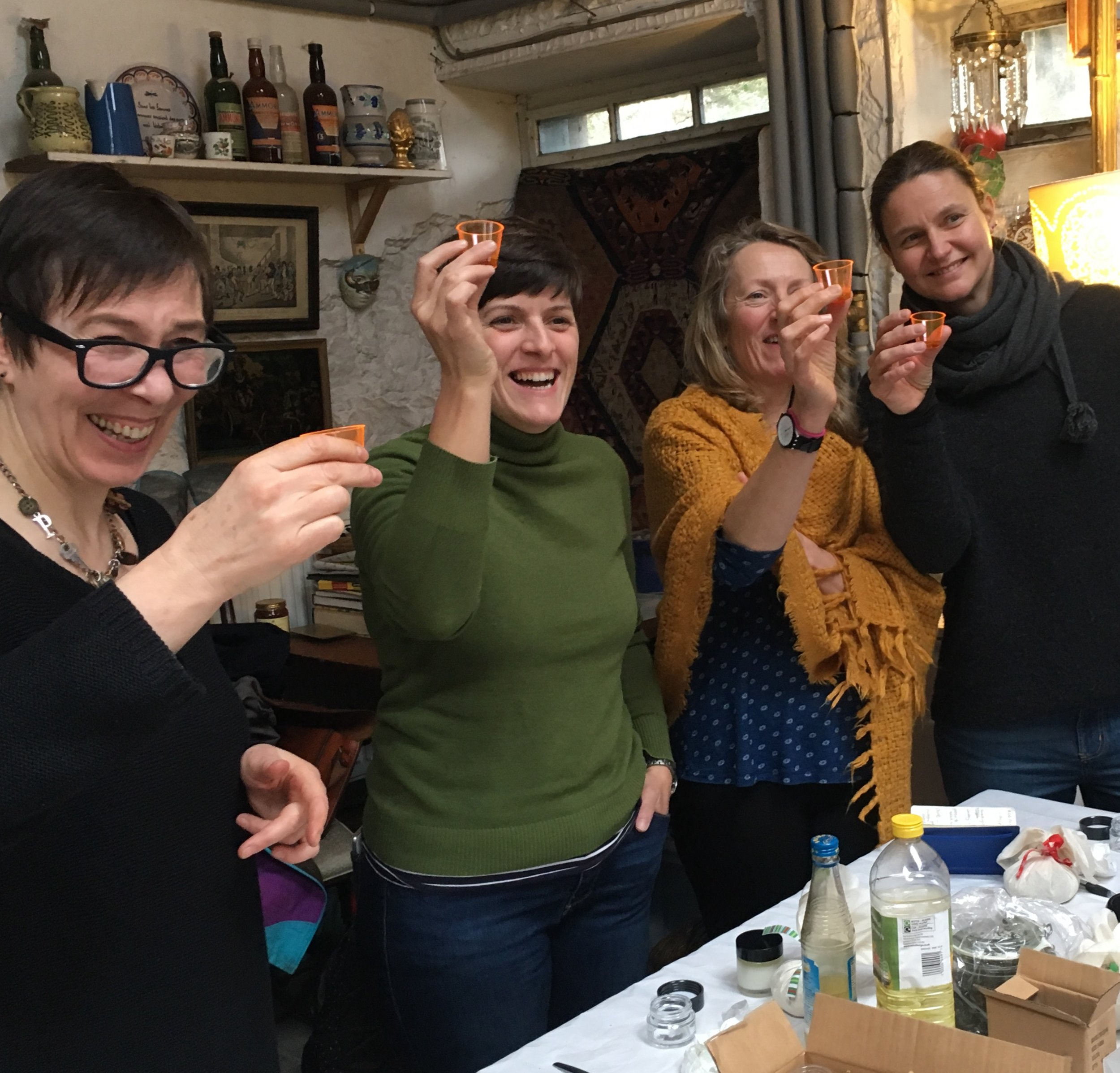 inspiring environment, Great people and conversation...Looking forward to the next workshop! - Barbara - Wild Seasons Winter workshop participant