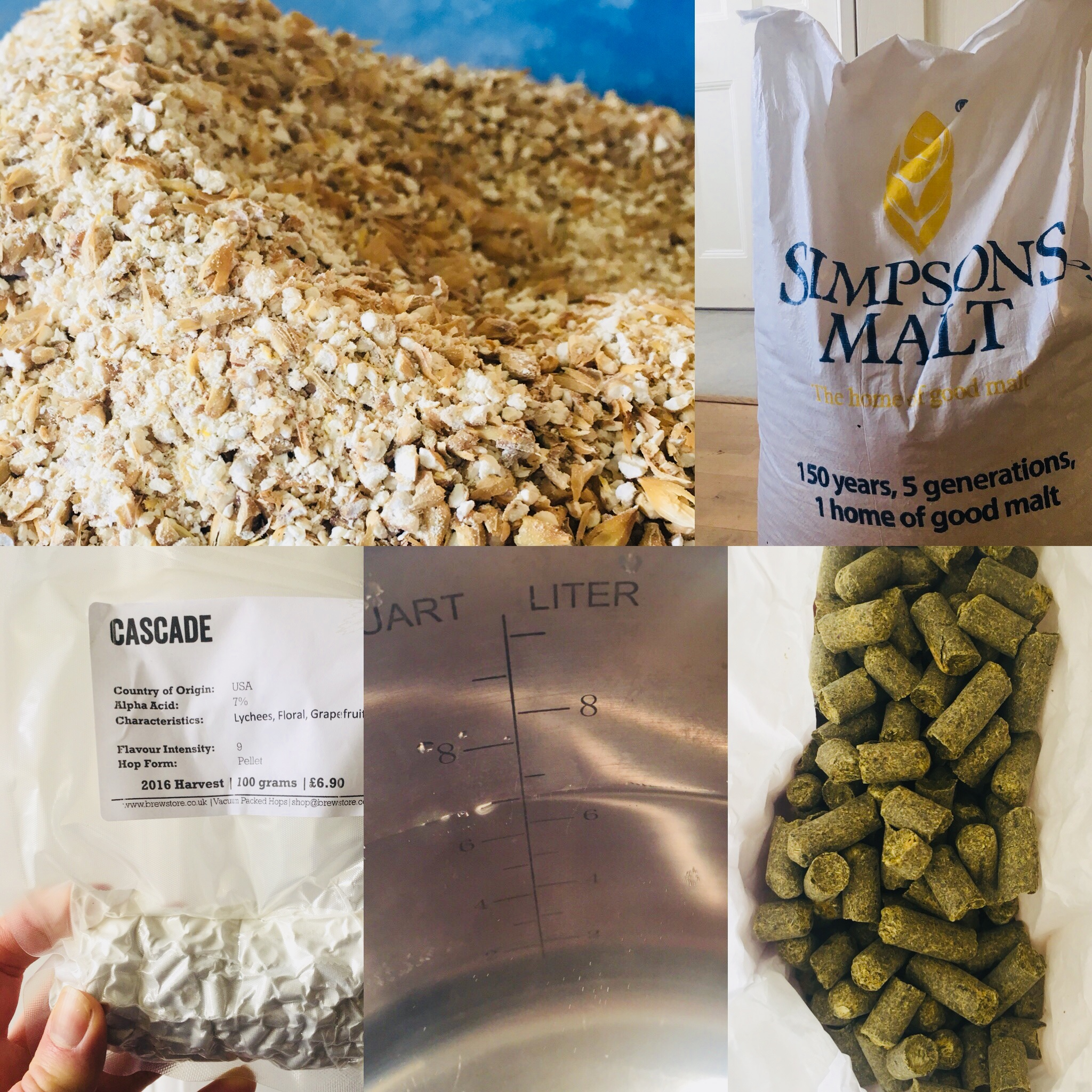 Brewing a Revolution - 13th May, 10-15:00Join me and gastronomist & avid home-brewer; David Pollock, in exploring the history, politics, practicalities, flavours and fads of our favourite tipple - beer.