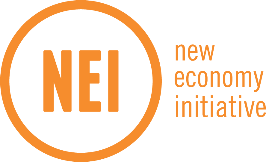 Thank you to our breakfast sponsor, the  New Economy Initiative.
