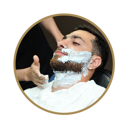 Grooming/Hot towel shave -